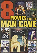8-Movie Pack: Movies for the Man Cave V.4