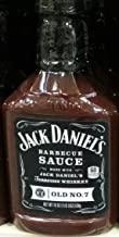 Jack Daniel's BBQ Sauce, Old No. 7 Recipe, 19 Ounce (Pack of 2)