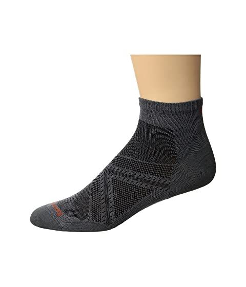 Smartwool Grafito Ultra bajo PhD® corte Light de Run pF7Ur4p