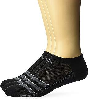 De los hombres Superlite Pack de 3 calcetines No Show