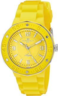 Oceanaut Women's OC0213 Year-round Analog Quartz Yellow Watch