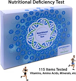 vitamin deficiency test