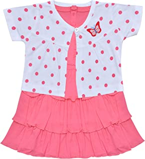 d4ddbe3752c4a Cotton Baby Girls' Dresses & Jumpsuits: Buy Cotton Baby Girls ...
