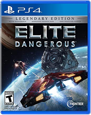 Elite Dangerous : Legendary Edition PS4 PlayStation 4 by Frontier Developments