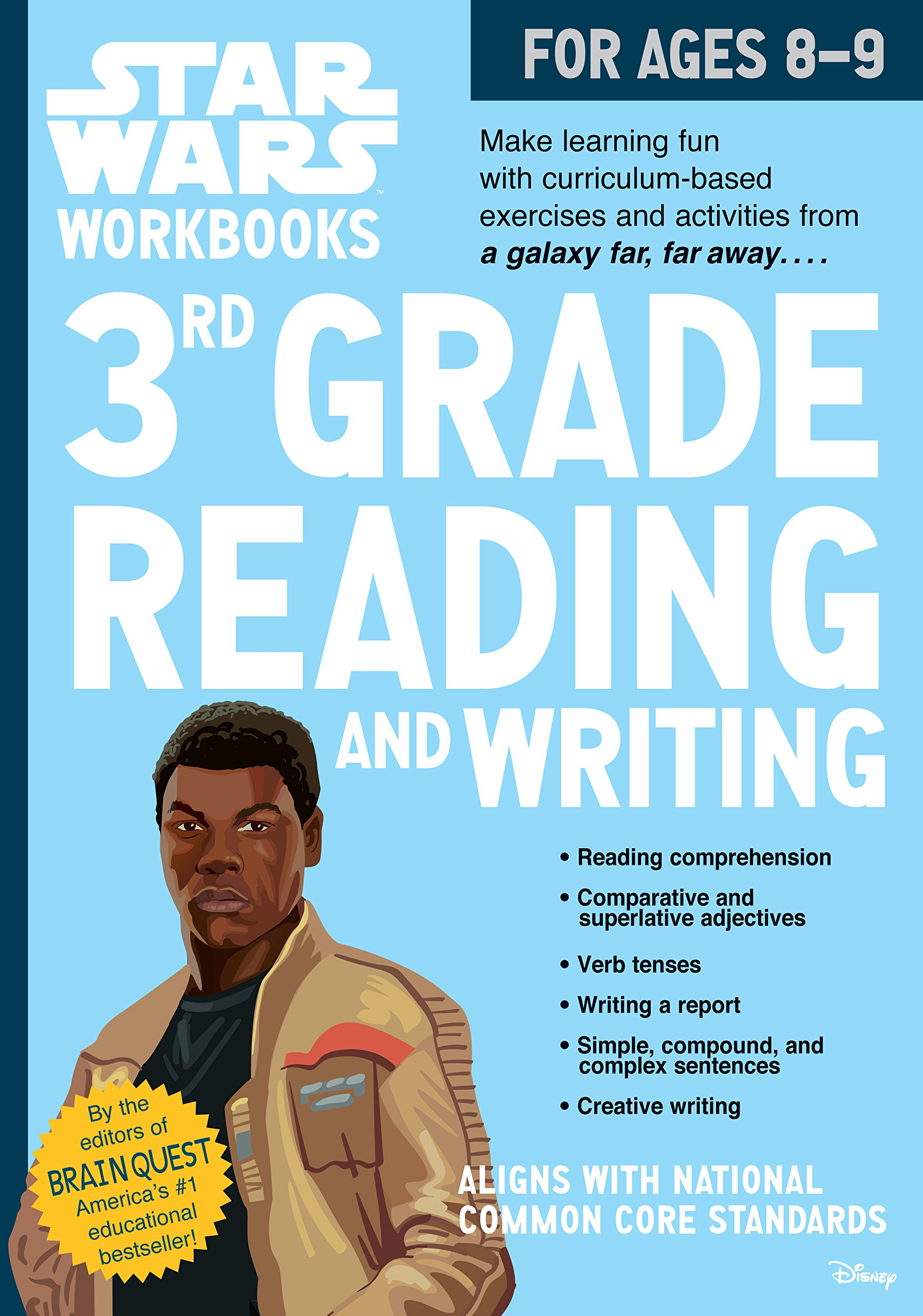 Image Of3rd Grade Reading And Writing: For Ages 8-9