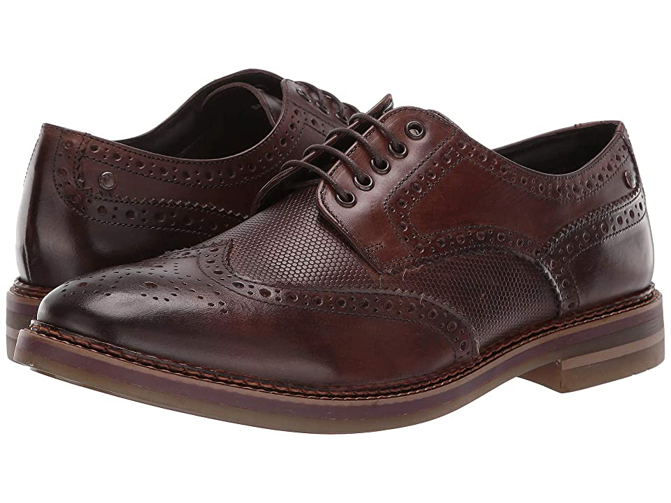 Image of Base London Rothko (Brown) Men's Shoes