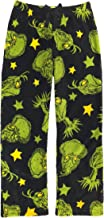 Dr. Suess's The Grinch Boys & Big Boys Fleece Pajama Pants