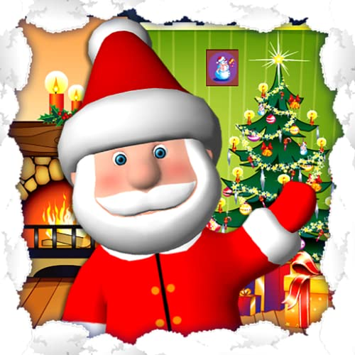 Sprechen Santa Claus