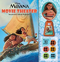 Disney Moana: Movie Theater Storybook & Movie Projector (1)