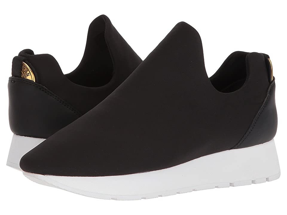 Donna Karan Erin Slip-On Sneaker (Black) Women