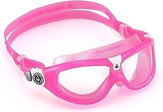 Aqua Sphere Seal 2 Regular, Occhialini da Nuoto Bambino, Rosa-Pink/Clear Lens, Taglia Unica