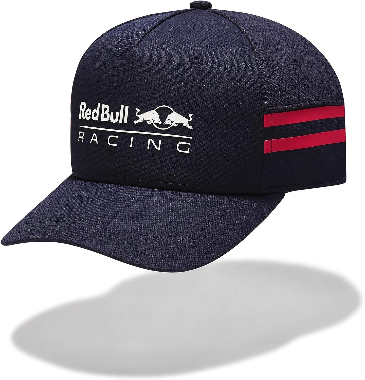 PUMA Red Bull Racing Injection Gorra, Unisexo Talla única - Original Merchandise