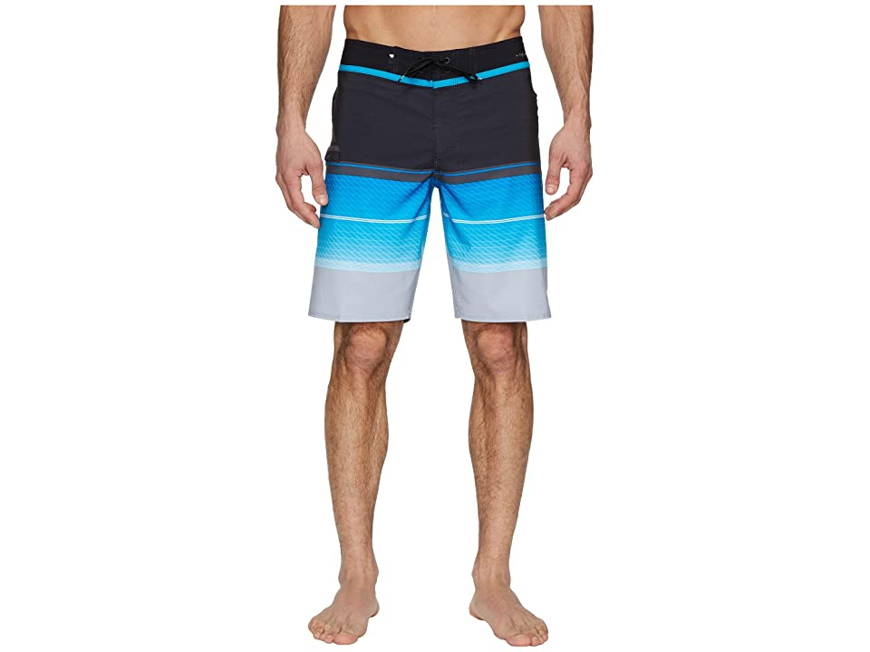 Quiksilver Highline Slab 20 Boardshorts (Atomic Blue) Men