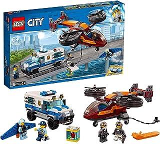 LEGO City - Police Policía Aérea: Robo del