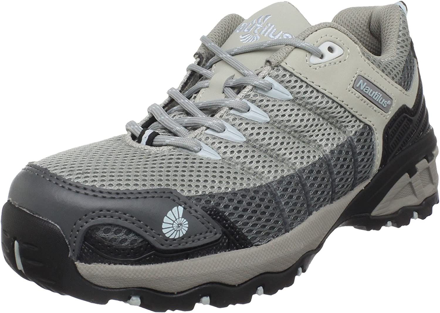 Nautilus Safety Footwear N1751 Women's Comp Toe EH Athletic Work Shoes