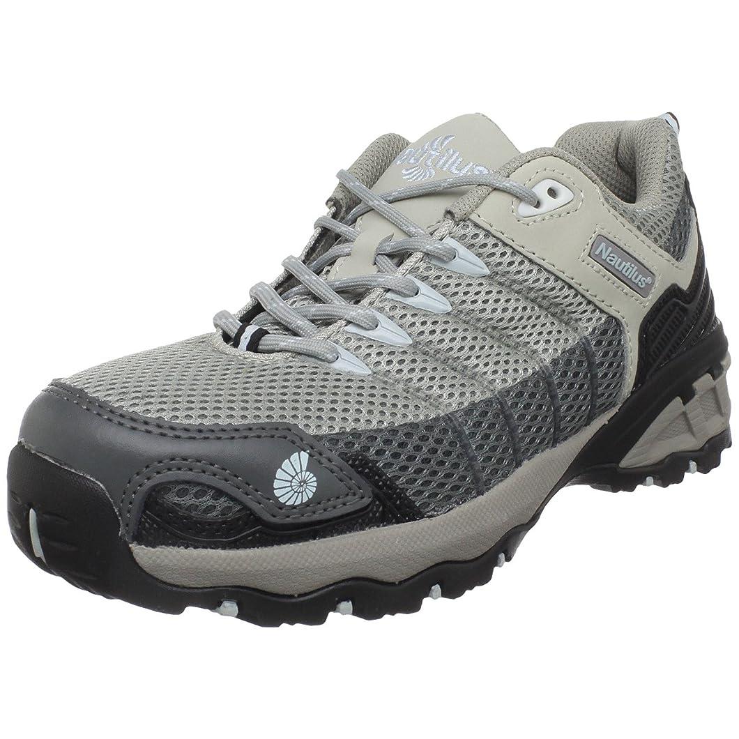 気候感謝するマオリ[Nautilus Safety Footwear] レディース