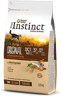 comprar comparacion True Instinct Original - Pienso para Gato Esterilizado Adulto con Salmón - 1,25kg