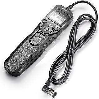 Neewer Mando a DistanciaDigital para Temporizador EZAN1para Nikon D2H D2Hs D1x D1h D1 D2x D2Xs D200 D300 D3 D3X D3S D2HS D300S D700 F5 F6 F100 F90 F90x D800