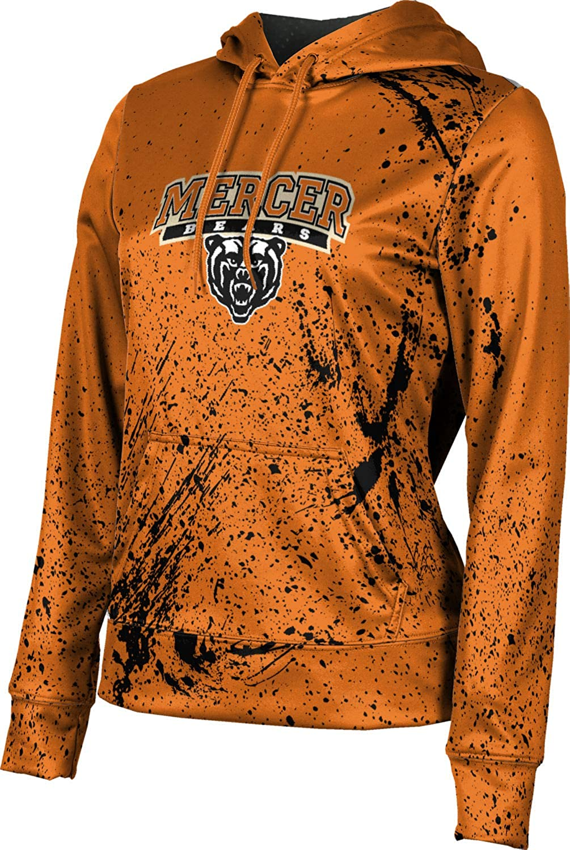 ProSphere Mercer University Girls' Pullover Hoodie, School Spirit Sweatshirt (Splatter)