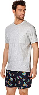 Men Pima Cotton Jersey T-Shirt Solid
