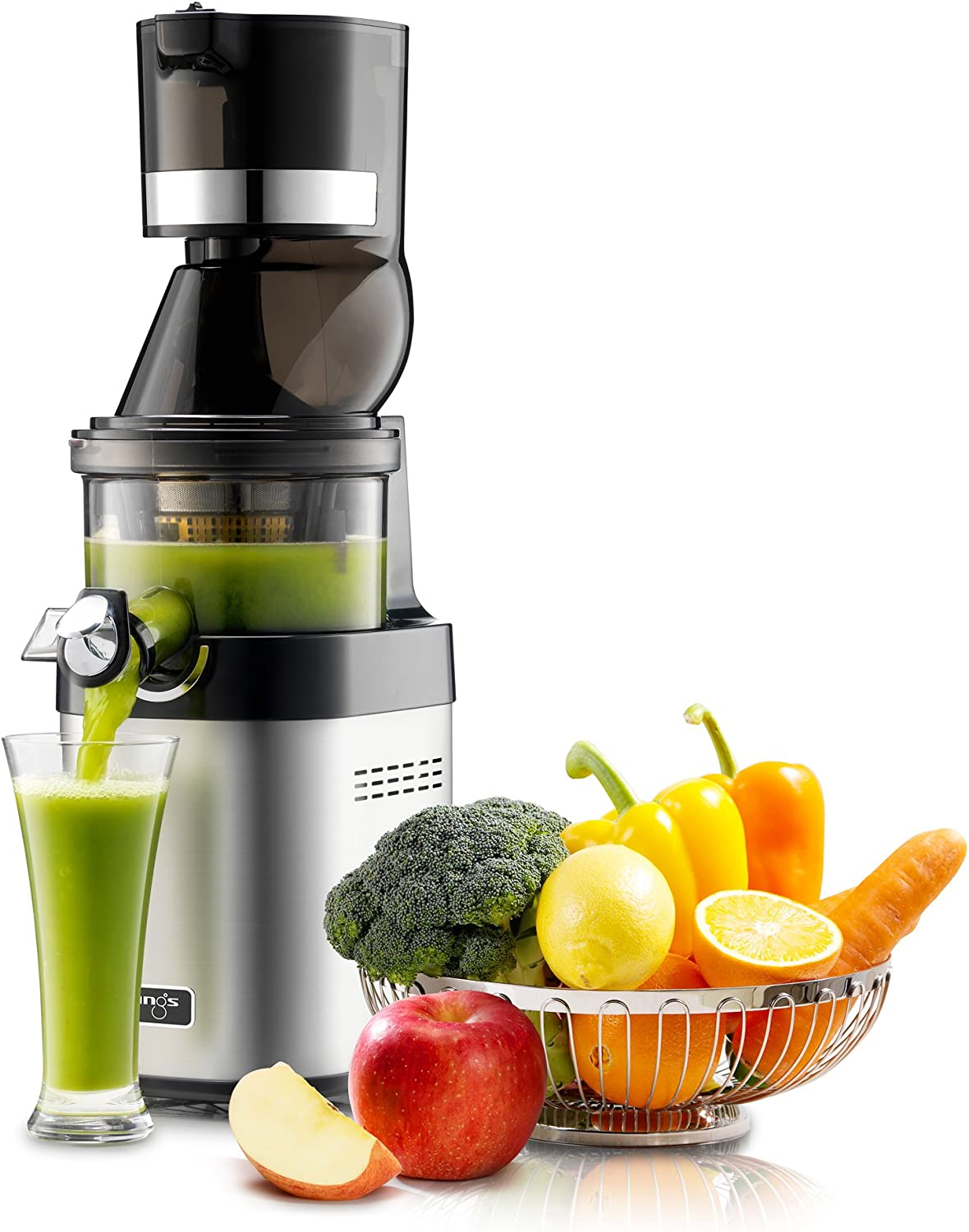 Difference Between A Slow Juicer And Juice Extractor
