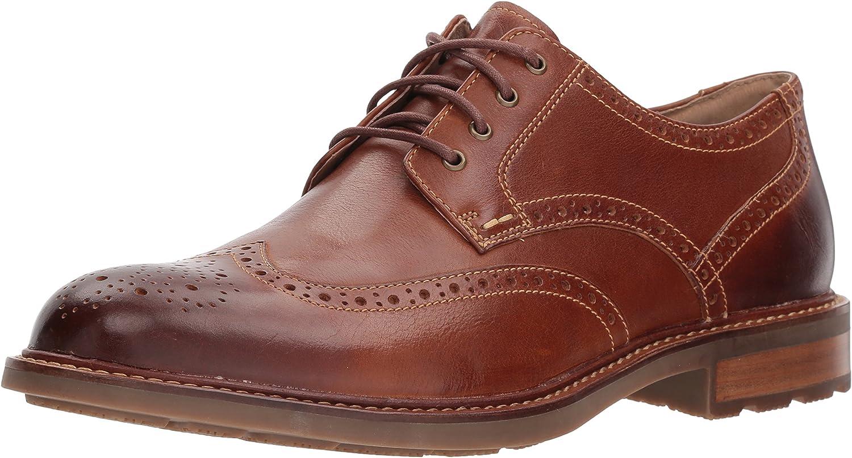 Genuine Direct stock discount Sperry Men's Annapolis Wingtip Oxford