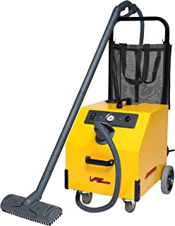 Vapamore MR-1000 Forza Commercial Steam Cleaner. Electronic Solenoid for Dry Steam Control, Stainless Steel 1900w Boiler, ...