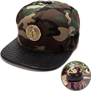 Clothing Accessories Adjustable Jesus Christ Cotton Camo Snapback Cap Hater Hat for Men & Women Baseball Cap