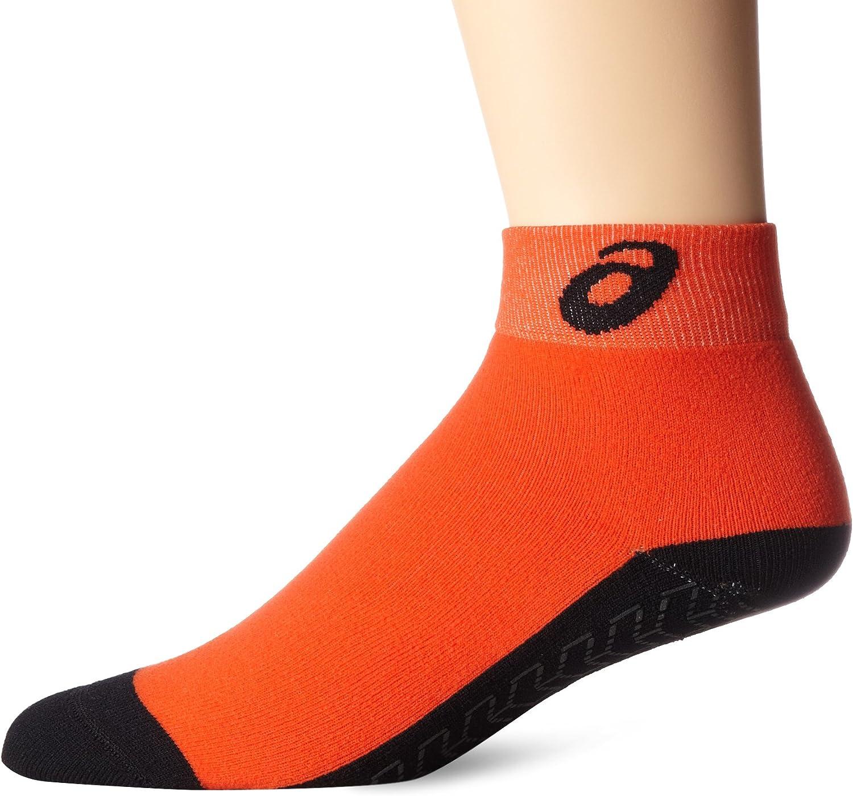 Prominente juguete Porque  Amazon.com: ASICS Snap Down Sock Socks: Clothing