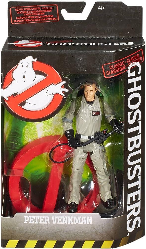 Mattel ghostbusters , statua di peter venkman 15 , 24 cm DRT91