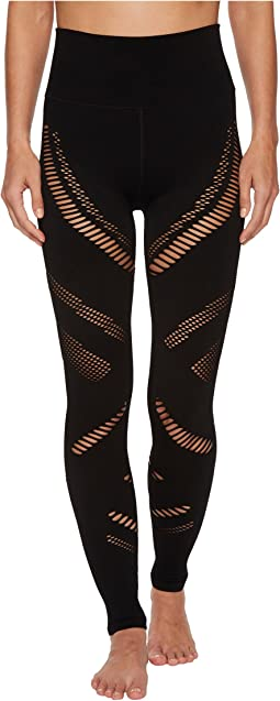 ALO - High-Waist Seamless Radiance Leggings