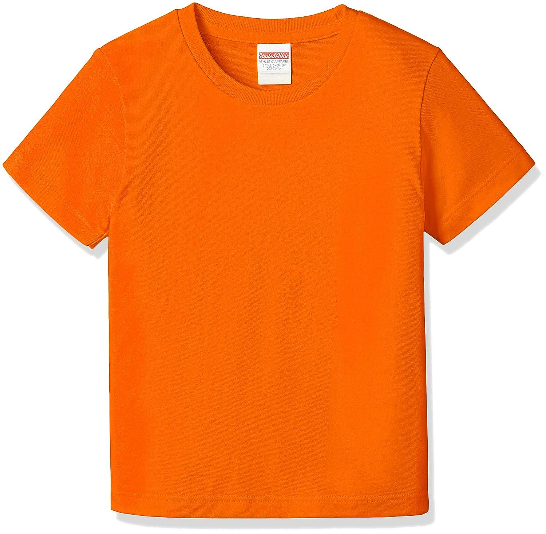 (ユナイテッドアスレ)UnitedAthle 5.0オンス レギュラーフィット Tシャツ 540102 [キッズ]