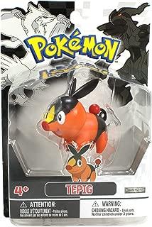 Jakks Pacific Pokemon Black and White Figure Single Pack Volume 1 - Tepig