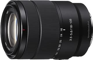 ソニー SONY 高倍率ズームレンズ E 18-135mm F3.5-5.6 OSS ソニー Eマウント用 APS-Cフォーマット専用 SEL18135