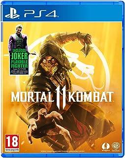 Mortal Kombat 11 with The Joker DLC (PS4)