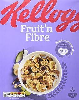 Kellogg's Fruit And Fibre (Gbr) 375 gm