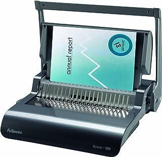 binding comb machine