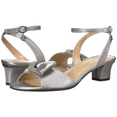 J. Renee Davet (Silver) High Heels