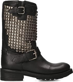 ASH Luxury Fashion Womens TRASH02 Black Boots | Season Permanent