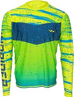 WindRider Long Sleeve Fishing Shirts for Men UPF 50+ Sun...