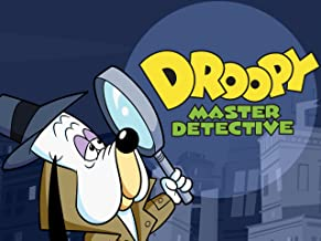 Droopy, Master Detective - Season 1