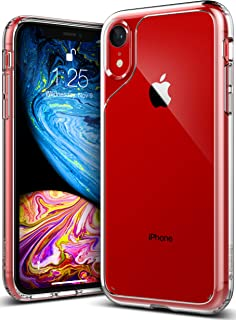 Caseology Waterfall for iPhone XR Case (2018) - Minimal & Transparent - Clear