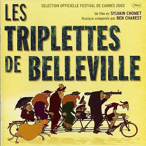 BELLEVILLES TRIPLETTES GRATUITEMENT TÉLÉCHARGER LES DE