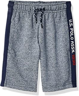 U.S. Polo Assn. Boys French Terry Short Shorts