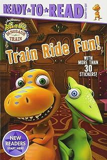 Train Ride Fun! (Dinosaur Train: Ready-to-Read. Ready-to-Go!)