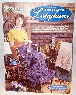 Crochet Wheelchair Lapghans Pattern Booklet (961531)