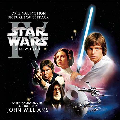 Star Wars Episode Iv A New Hope Original Motion Picture Soundtrack By John Williams On Amazon Music Amazon Com