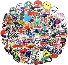 Popular Logo Stickers Bape Brand Stickers Laptop Water Bottles Bedroom Wardrobe