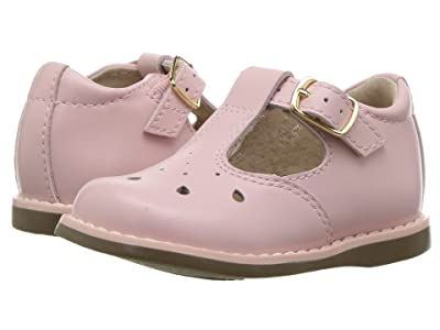 FootMates Harper (Infant/Toddler) (Pink) Girls Shoes