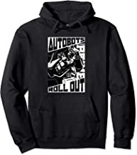 Transformers Autobots Roll Out Pullover Hoodie